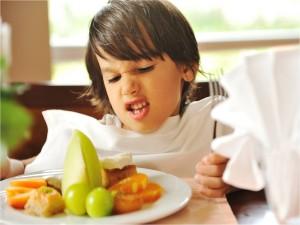 Otroci in zelenjava