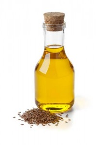 Flax seed oil and seeds