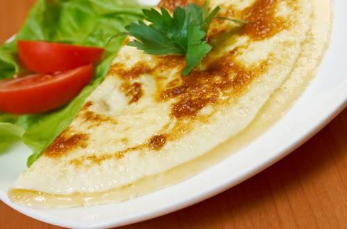 Polnjena omleta